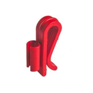Держатель сифона или трубки для розлива.