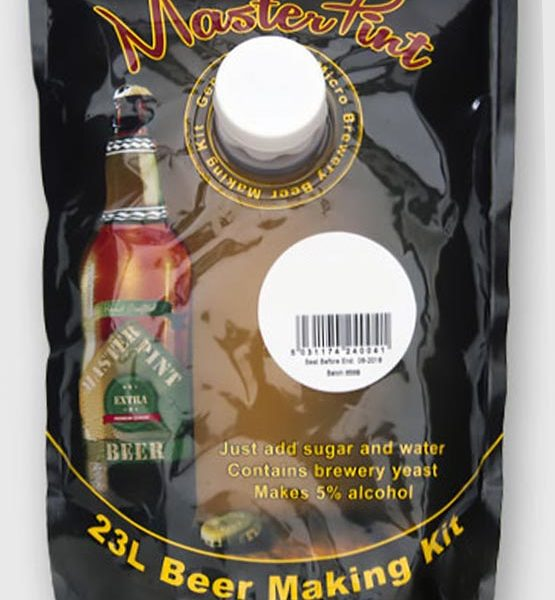 Солодовый экстракт MasterPint European Lager 1,6 кг