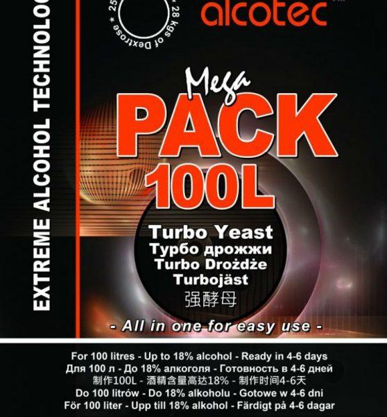 Mega Pack 100l