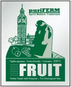 PuriFerm Fruit Turbo 50g