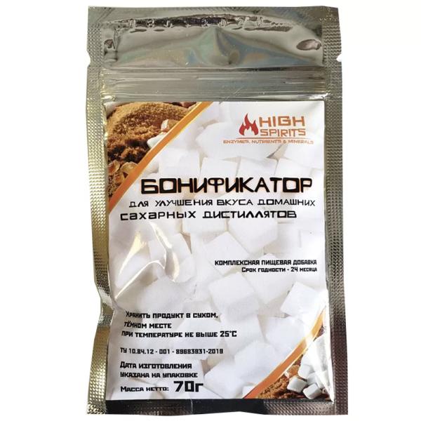 Бонификатор High Spirits для сахарных дистиллятов, 70 гр