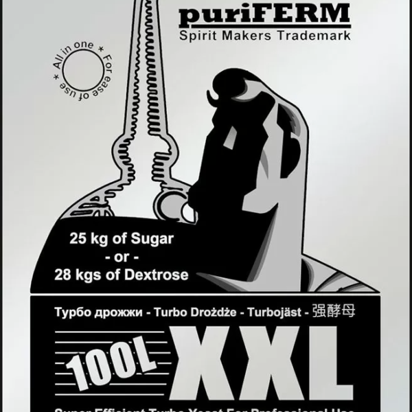 Турбо-дрожжи XXL