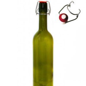 Бутылка с бугельной пробкой 0,75л