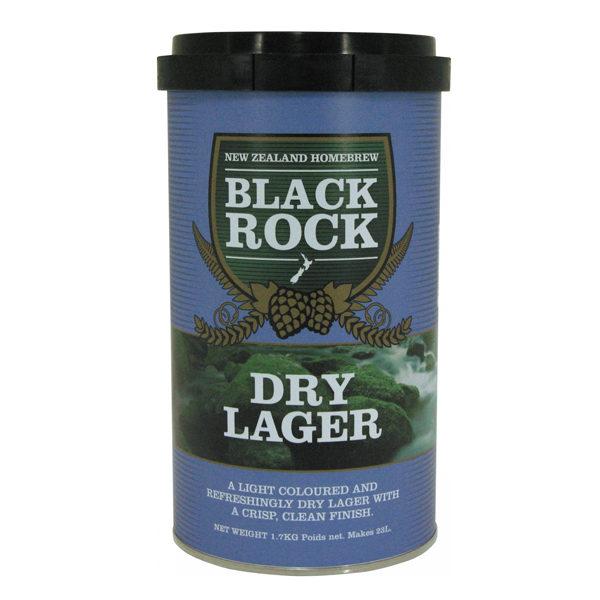Black Rock Dry Lager