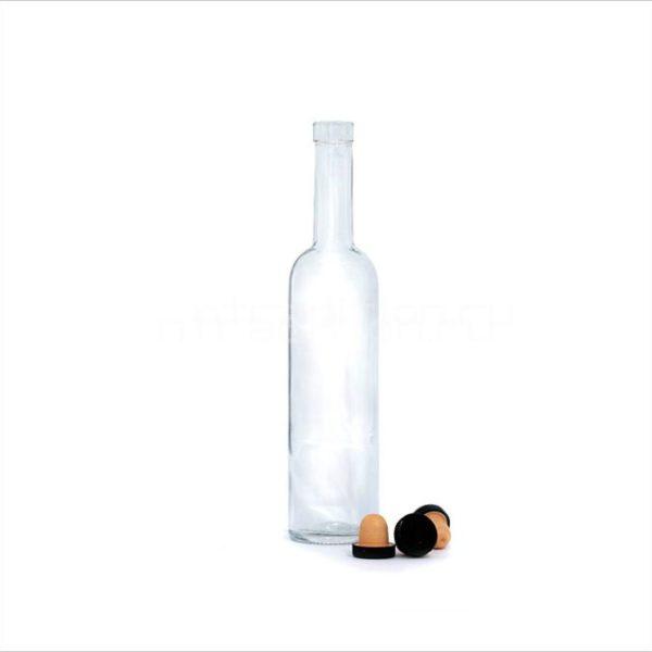 Бутылка под коньячную пробку, 0,5 л