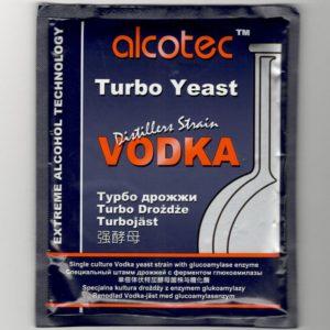Турбо-дрожжи Alcotec Vodka Turbo, 73 г