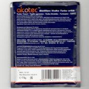 Турбо-дрожжи Alcotec Vodka Turbo, 73 г_1
