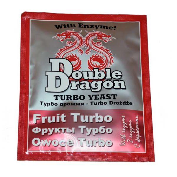 Турбо-дрожжи DoubleDragon Fruit, 51 г