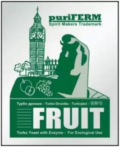 PuriFerm Fruit Turbo 50g