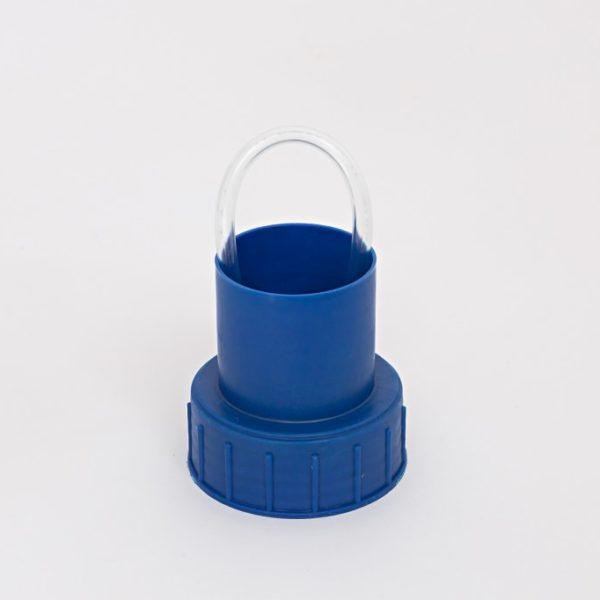 Гидрозатвор для 22л бутыли