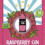 Эссенция Elix Raspberry Gin_2